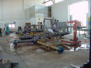 Controlli Collaudi e Montaggi Tubazione Caldereria- TCMI Bondeno - Collaudo Idraulico Tubazioni-Piping 1