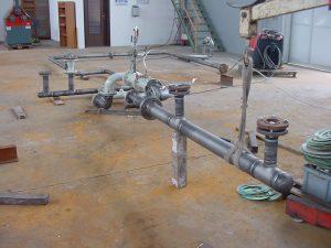 Controlli Collaudi e Montaggi Tubazione Caldereria- TCMI Bondeno - Collaudo Idraulico Tubazioni Piping -3
