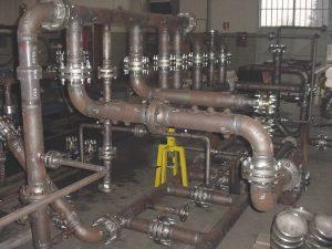 Controlli Collaudi e Montaggi Tubazione Caldereria- TCMI Bondeno - Collaudo Idraulico Tubazioni Piping -5