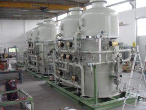 Montaggio su Skid - Impianti idrogeno-1- TCMI Bondeno Ferrara