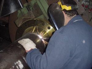 Piping Impianti GAS - TCMI Officine Bondeno - Tubazioni lavorazioni Officina