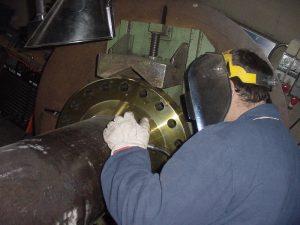 *Piping - Tubazioni lavorazioni Officina-Piping Impianti GAS - TCMI Officine Bondeno - 1