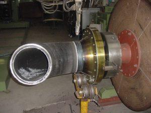 Piping - Tubazioni lavorazioni Officina - Piping Impianti GAS - TCMI Officine Bondeno - 6