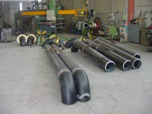 Piping - Tubazioni lavorazioni Officina - Piping Impianti GAS - TCMI Officine Bondeno - 8
