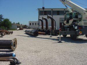 Piping - Tubazioni per Impianto gas metano-5