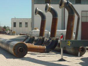 Piping - Tubazioni per Impianto gas metano-Piping Impianti GAS - TCMI Officine Bondeno - 3