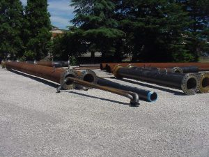 Piping - Tubazioni per Impianto gas metano-Piping Impianti GAS - TCMI Officine Bondeno - 7