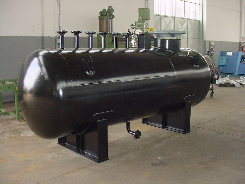 Produzione Serbatoi- Caldareria - Condensate tank-TCMI Bondeno Ferrara.jpg
