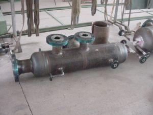 Produzione Serbatoi- Caldareria - Cyclon filter - TCMI Bondeno Ferrara