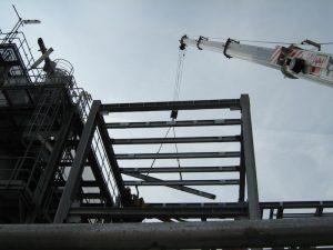 Manutenzione Impianti e Revamping Impianti chimici e Petrolchimici- TCMI Officine - Ferrara-2