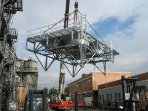 Manutenzione Impianti e Revamping Impianti chimici e Petrolchimici- TCMI Officine - Ferrara