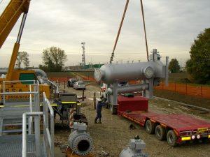 Manutenzione e Revamping Impianti chimici e Petrolchimici- TCMI Officine - Ferrara
