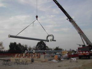 Revamping Impianti chimici e Petrolchimici- Manutenzione Impianti- TCMI Officine - Ferrara-1