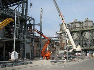 Revamping Impianti chimici e Petrolchimici- Manutenzione Impianti- TCMI Officine - Ferrara